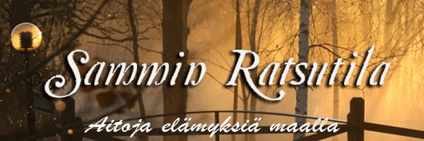 Sammin Ratsutila Logo